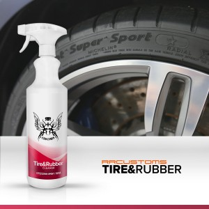 RRC TIRE  RUBBER CLEANER 1L...